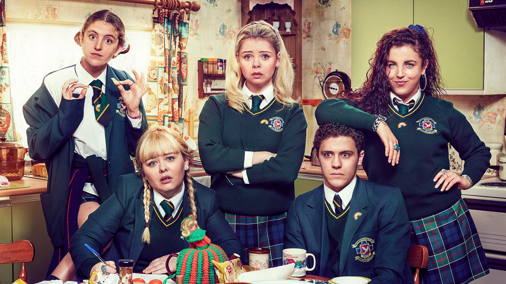 Image for Derry Girls